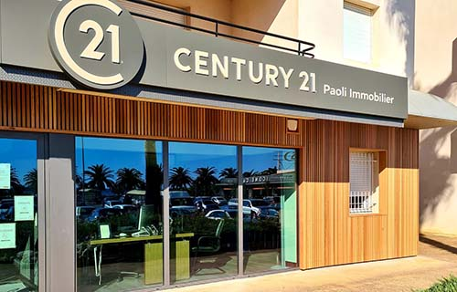 Agence immobilière CENTURY 21 Paoli Immobilier, 20230 SAN NICOLAO